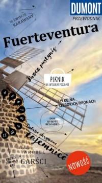 Fuerteventure przewodnik Dumont - okładka książki