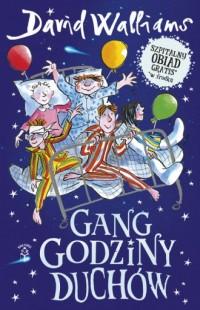 Gang Godziny Duchów - okładka książki