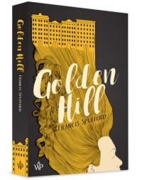 Golden Hill - okładka książki