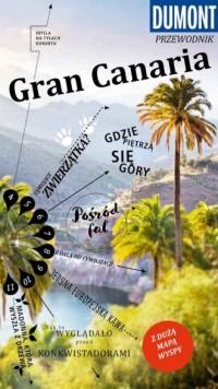 Gran Canaria - okładka książki
