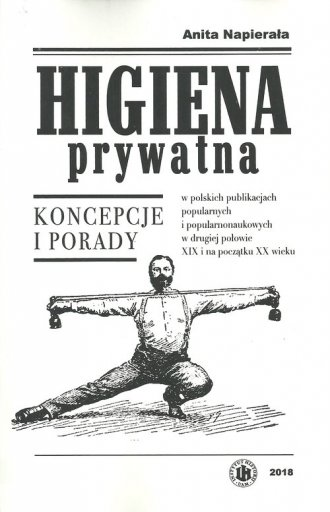 Higiena prywatna. Koncepcje i porady - okładka książki