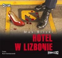 Hotel w Lizbonie - pudełko audiobooku