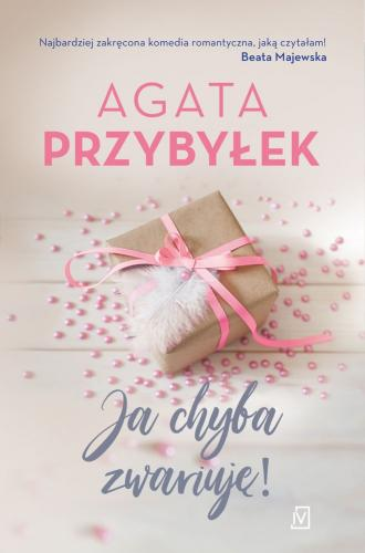 Ja chyba zwariuję! - okładka książki