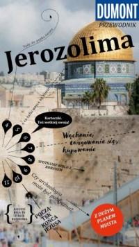 Jerozolima przewodnik Dumont - okładka książki