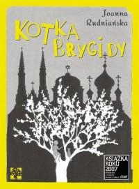 Kotka Brygidy - okładka książki