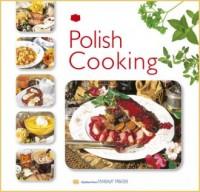 Kuchnia polska (wersja ang.) - okładka książki