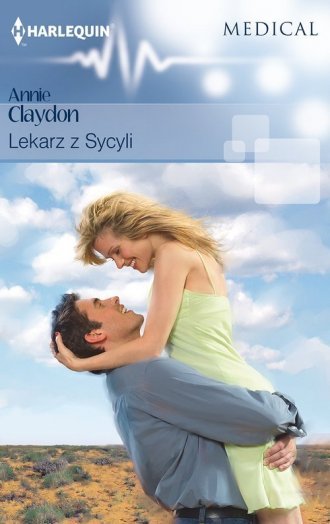 Lekarz z Sycylii. Seria: Medical - okładka książki