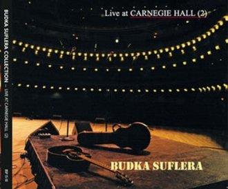 Live At Carnegie Hall Volume 2 - okładka płyty