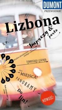 Lizbona przewodnik Dumont - okładka książki