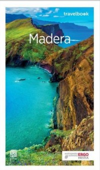Madera Travelbook - Joanna Mazur - okładka książki