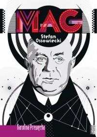 Mag Stefan Ossowiecki - okładka książki