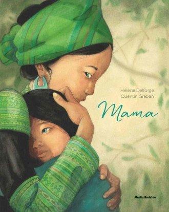 Mama - okładka książki