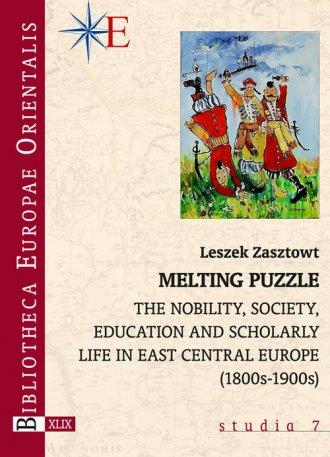 Melting Puzzle. The nobility, society, - okładka książki