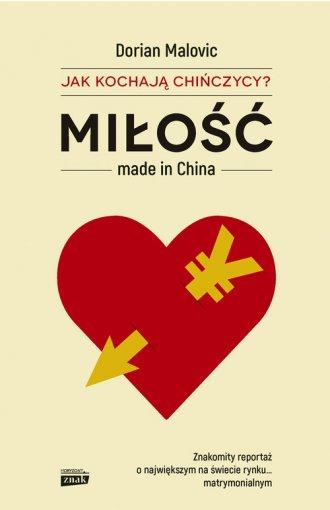 Miłość made in China - okładka książki