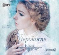 Niepokorne Eliza - pudełko audiobooku