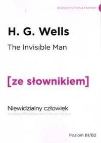 Niewidzialny człowiek - okładka podręcznika