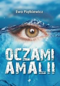 Oczami Amalii - okładka książki