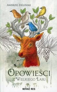 Opowieści z Wielkiego Lasu - okładka książki
