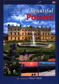 Piękna Polska B5 (wersja ang.) - okładka książki