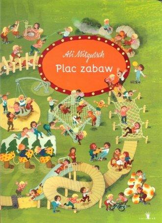 Plac zabaw - okładka książki