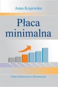 Płaca minimalna - okładka książki