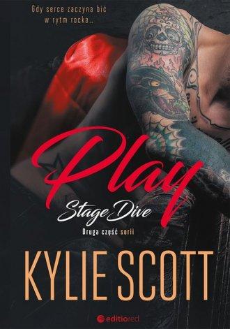 Play Stage Dive - okładka książki