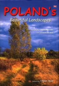 Polska. Najpiękniejsze pejzaże B5 (wersja ang.) - okładka książki