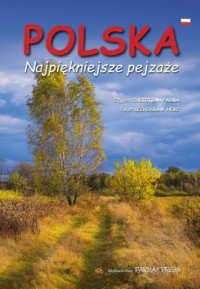 Polska. Najpiękniejsze pejzaże B5 (wersja pol.) - okładka książki