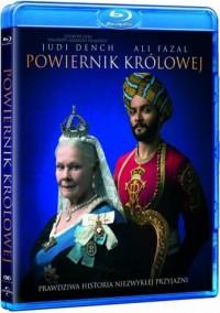 Powiernik królowej Blu Ray - okładka filmu