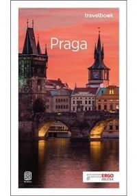 Praga. Travelbook - okładka książki