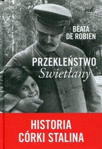Przekleństwo Swietłany. Historia - okładka książki