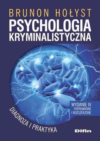 Psychologia kryminalistyczna. Diagnoza - okładka książki