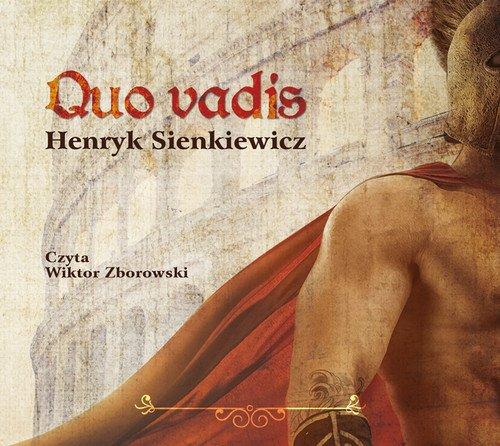Quo vadis - pudełko audiobooku