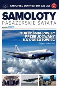 Samoloty pasażerskie świata. 6. Fairchild Dornier Do 328 Jet - okładka książki