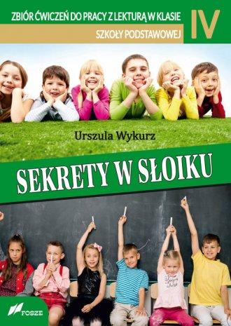 Sekrety w słoiku. Zbiór ćwiczeń - okładka podręcznika