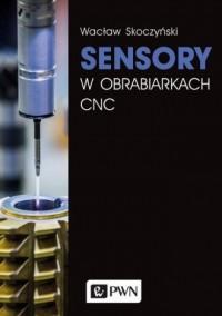 Sensory w obrabiarkach CNC - okładka książki