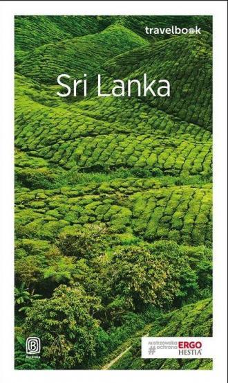 Sri Lanka Travelbook - okładka książki