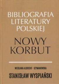 Stanisław Wyspiański - Wiesława Albrecht-Szymanowska - okładka książki