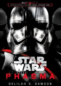 Star Wars Phasma - Delilah S. Dawson - okładka książki
