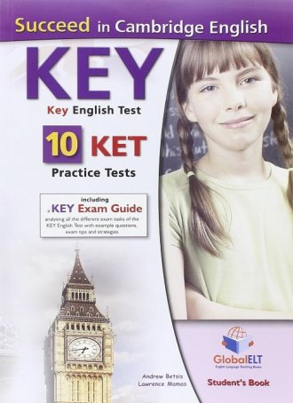 Succeed in Cambridge English. Key - okładka podręcznika