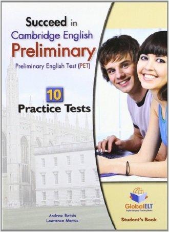 Succeed in Cambridge English. Preliminary - okładka podręcznika