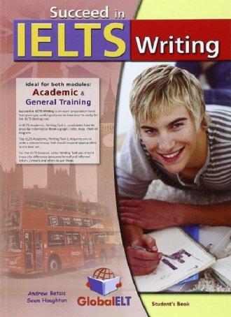 Succeed in IELTS. Writing Self-Study - okładka podręcznika