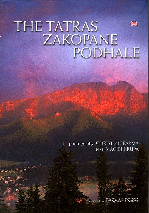 Tatry, Zakopane, Podhale B5 (wersja - okładka książki