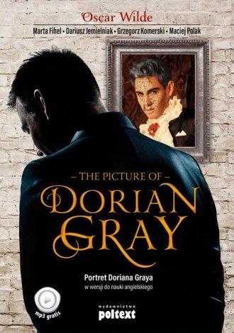 The Picture of Dorian Gray. Portret - okładka podręcznika