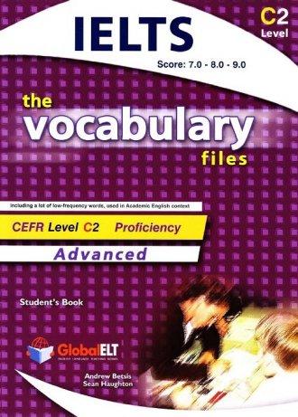 The Vocabulary Files Advanced Proficiency. - okładka podręcznika