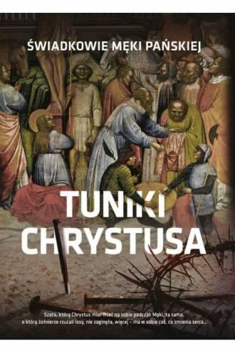 Tuniki Chrystusa. Album  - okładka książki