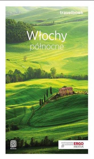 Włochy północne. Travelbook - okładka książki