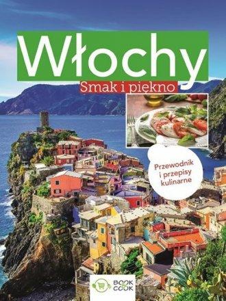 Włochy Smak i piękno - okładka książki