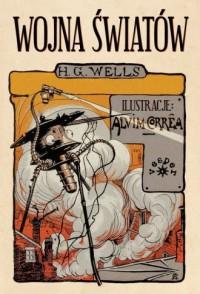 Wojna światów - okładka książki
