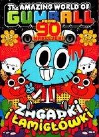 Zagadki i łamigłówki Gumball. Tom 4 - okładka książki